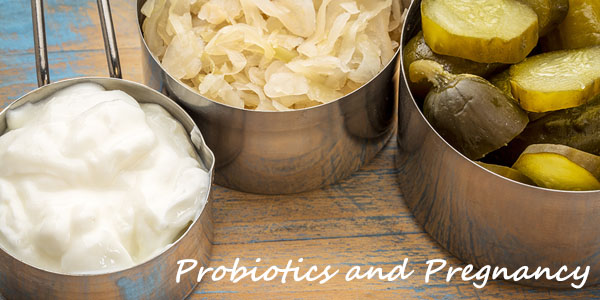 probiotics and pregnancy